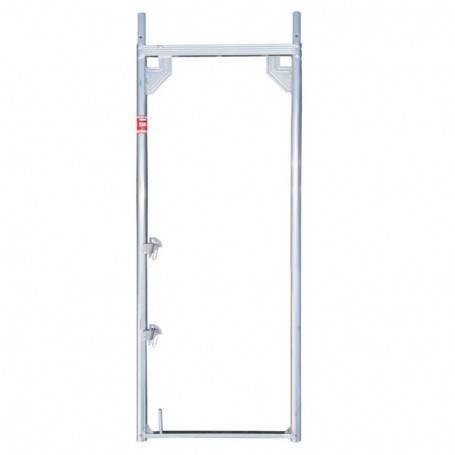 UniRam Alu Paket 8 x 9 m 73 cm stålplank