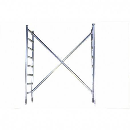 2 meter förhöjning av 74 x 178 cm. 2020-074178200 tillbehör