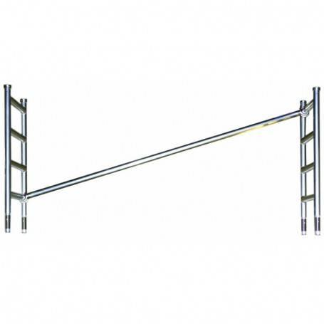 1 meter förhöjning av 74 x 250 cm. 2020-074250100 tillbehör