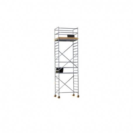 Custers rullställning 130 x 178 x 750 cm. 1000-1782 Rullställningar