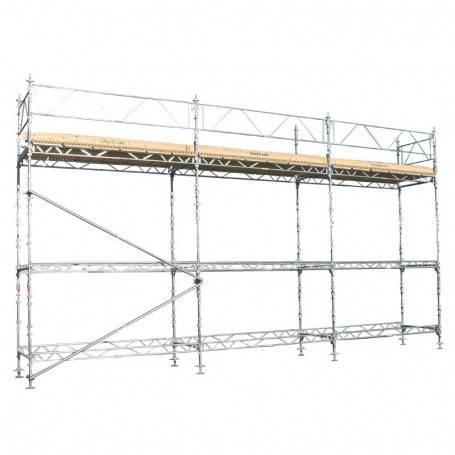 Unihak Ställning Komplett 9 x 6 meter 195