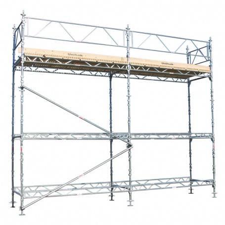 Unihak Ställning Komplett 6 x 6 meter 195