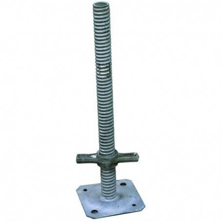 Unihak Bottenskruv 700 mm. 9902-700 Byggnadsställningar