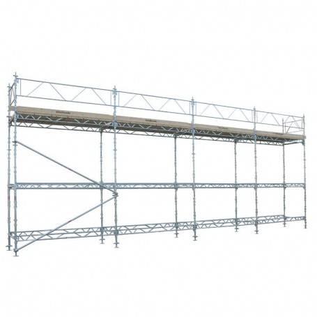 Unihak Ställning Komplett 12 x 6 meter 195 8500-600120T195 Ställningspaket