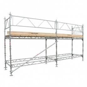 Unihak Ställning Komplett 6 x 4 meter 195 Trall