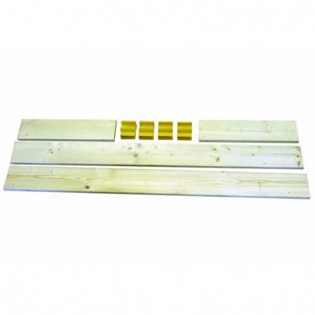Sparklister kit 74 x 178 cm 9911-074178 tillbehör