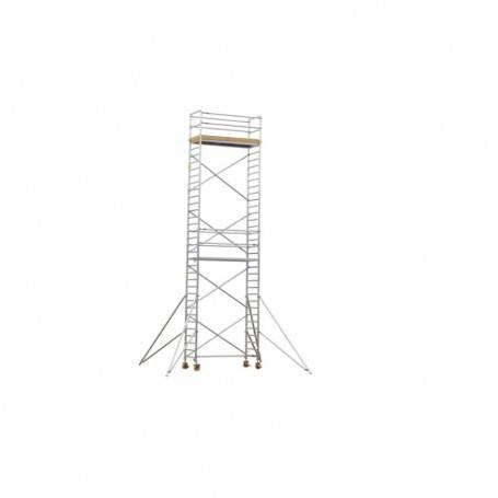 Custers rullställning 74 x 250 x 11,5 Meter. 1000-25012 Rullställningar