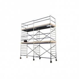 Custers Mobila arbejtsplattformar 6 x 5 meter. 1100-600500 Rullställningar