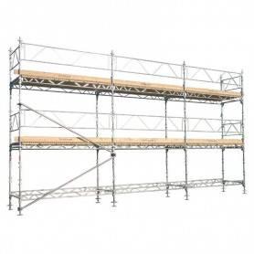 Unihak Ställning Komplett 6 x 9 meter 195 Trall