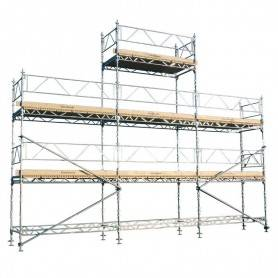 Unihak Gavelpaket Komplett 8/6 x 9 meter 195 Trall