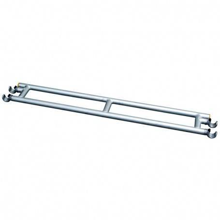 Custers förstärkt aluminiumbalk 305 cm. 9180-305 tillbehör